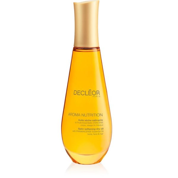 Decleor Aroma Nutrition – Satin Softening Dry Oil 200ml